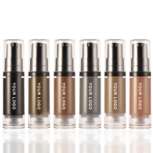 Hot Sale Private Label Clear Eyebrow Makeup Organic Waterproof Long Lasting Eyebrow Styling Cream
