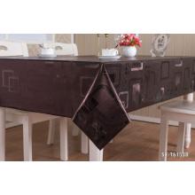 Geprägte schöne Dekoration PVC-Tischdecke