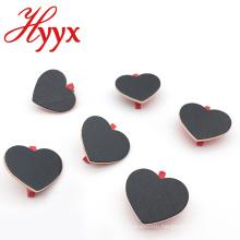 HYYX Wholesale party decoration wooden Photo chalkboards clip