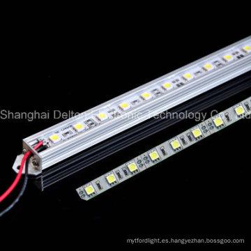 DC12V 7.2W SMD5050 Gabinete LED Luz de barra de luz