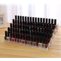 Acrylic Rack Clear Nail Polish Display Organizer