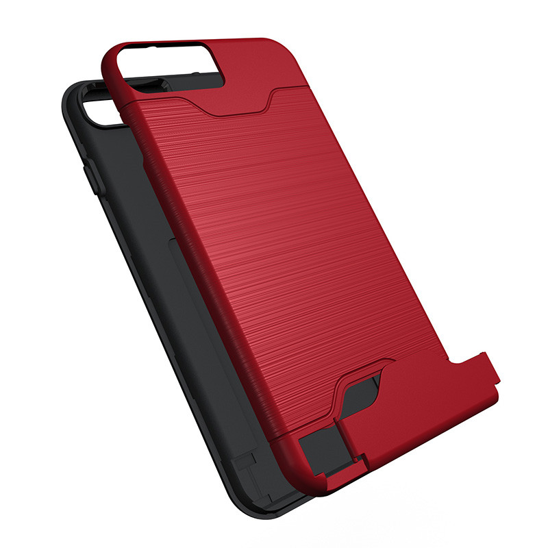 case with card slot for iPhone