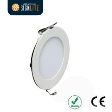 SMD2835 18W Round Slim LED Panel Downlight