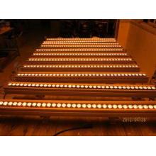 LED Wall Washer Light 36 * 3W Amber Yellow Stage Light  Wat