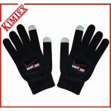 100% Acrylic Knitted Screen Texting Glove (kimtex-623)