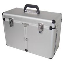 Caja de aluminio personalizada con correa para el hombro - Tackle Groomers para mascotas