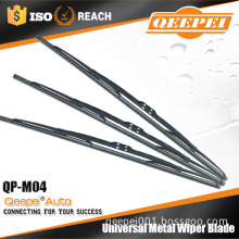 Wholesale vehicle wipers clear view wiper blade universal wire frame window glass wiper blades