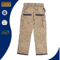 Mens Construction Woker Workwear Durable Work Cargo Pants