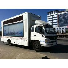 BJ5129XXY-FB levou publicidade caminhão (Euro IV motor)