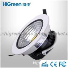 10W Energy-saving COB LED Ceiling Lights with CE FCC ROHS,GMC