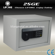 Latest Humanized design electronic home safe, portable for valuable