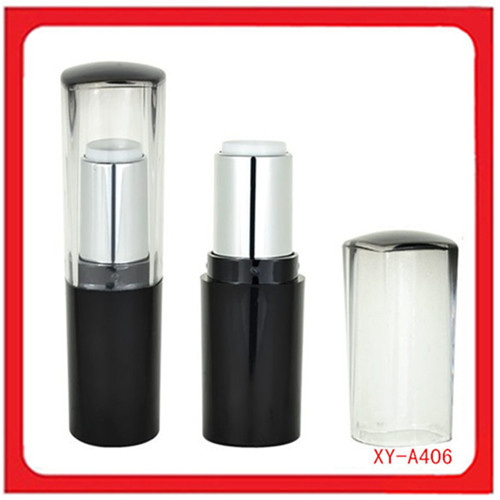 Cosmetic Black Lipstick Tube