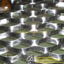 Malha de metal expandido de alumínio de alta qualidade