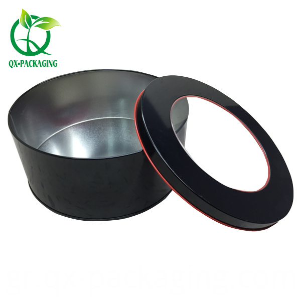 Customed Round Tin Box
