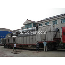Aluminium Oxide Spin Flash Dryer