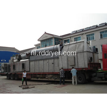 Aluminiumoxide Spin Flash Dryer-machines