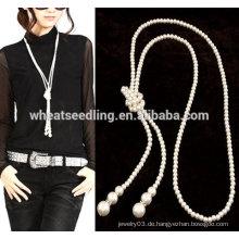 Tägliche Mode zierliche Halskette