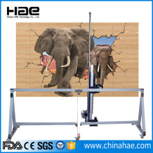 3D Wall Printer For Home School City Decoration