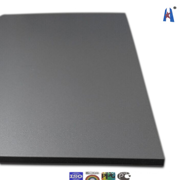 Revestimento PVDF Painel composto de alumínio Grande descontar