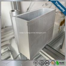 Алюминиевый профиль с алюминиевым профилем