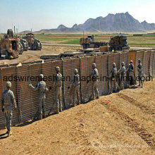 Mil Defensive Barrier/Galvanized Hesco Barrier