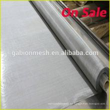 Malla de alambre de acero inoxidable y alambre de acero inoxidable galvanizado