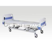 A-12 lit d'hôpital électrique à trois fonctions