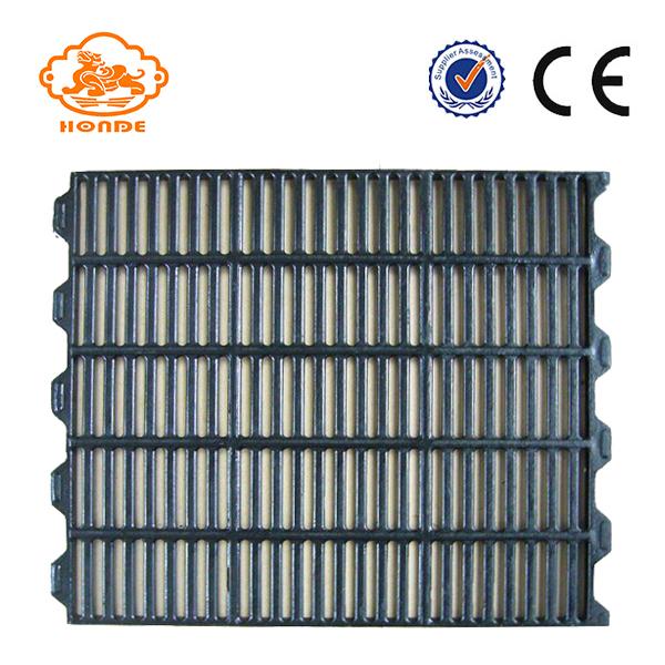 cast iron slats