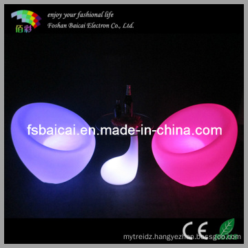 LED Light up Outdoor Furniture