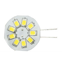 LED G4 Marine&Automotive Bulb 1.5W,side pin 9pcs SMD2835 3 years warranty TUV GS CE ROHS certification
