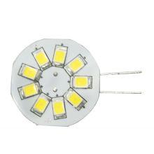 O diodo emissor de luz G4 marinho & o bulbo automotivo 1.5W, pino lateral 9pcs SMD2835 3 anos de garantia certificação de TUV GS CE ROHS