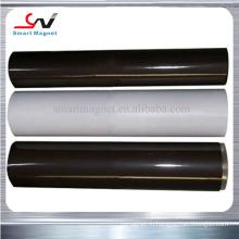 Дешевый высококачественный клейкий ПВХ-лист с гибким резиновым магнитным рулоном