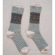 Chaussettes à tricoter pour femmes Design client