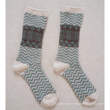 Women Customer Design Knitting Socks