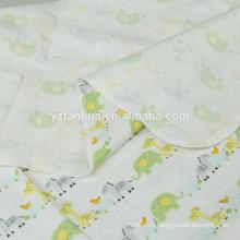 Высокое качество Воздушный хлопок фланелевые Детские Детские одеяла для новорожденных