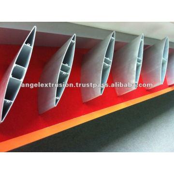 Aluminium-Extrusion für Luftschlitze