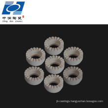 cordierite ceramic insulating rod