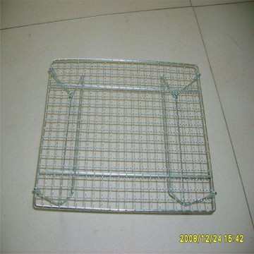 Stainless Steel Roasting Wire Mesh Berkerut
