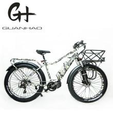 Bafang 1000W 21A MID Drive Motor Mountain Mens Fat Tire Ebike Electric Bike