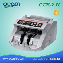 BC2108: money counter banknote and money detector machine