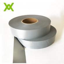 wholesale hi vis 3m retro light clear reflective tape for clothing