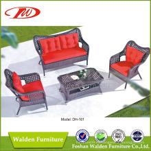 Muebles de ratán, Silla reclinable de ratán (DH-161)