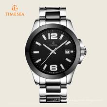 Women Automatic Watch Ceramic Wr100m Date Dress Watch 71107