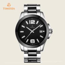 Mulheres Relógio Automático Cerâmica Wr100m Date Dress Watch 71107
