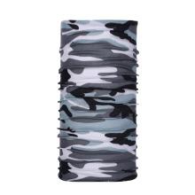 Flexible sport camouflage turban bandana Multifunction neck gaiter