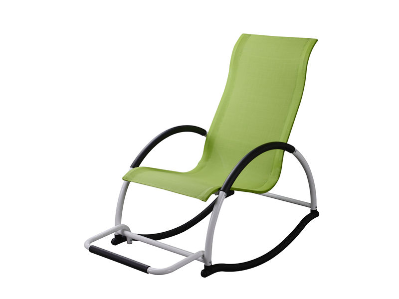 aluminum rocking chair S1106