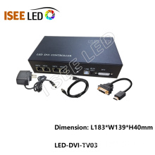 DVI RGB led يشعل جهاز تحكّم