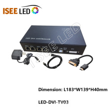 LED Lighting Madrix Software Comptatible DVI Controller