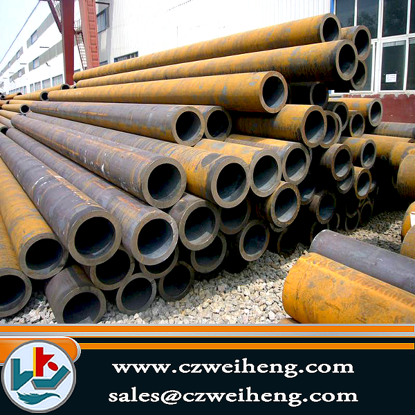 DIN2448 ST52 16INCH Seamless Steel Pipe