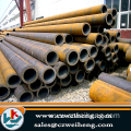 A333 GR6 Black Seamless Steel Pipe